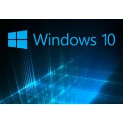 מערכת הפעלה Microsoft Windows 10 64Bit OEM Hebrew